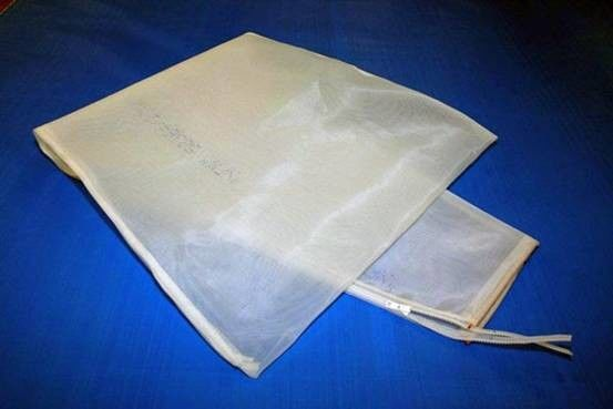 Rotary Disc Industrial Filter Cloth Anti Static In Pharmaceutical Industries